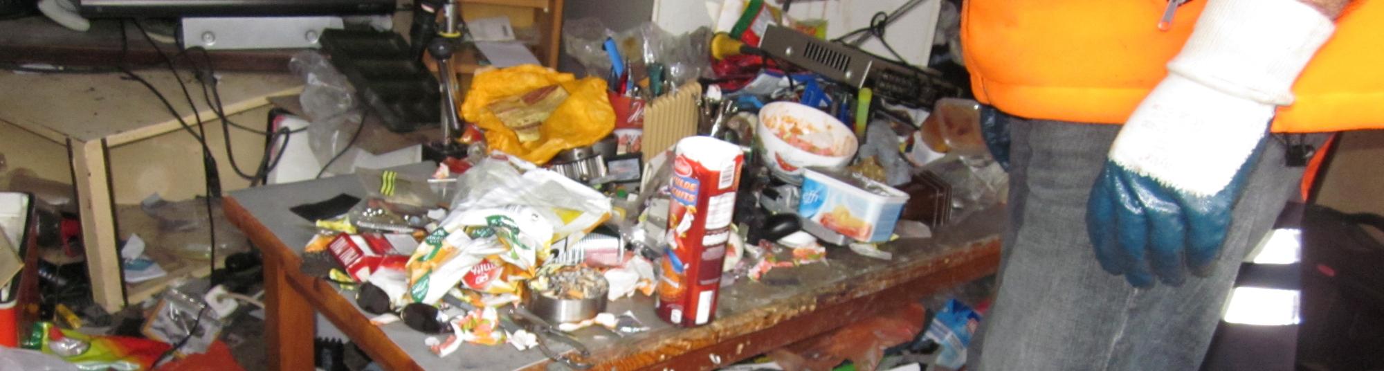 zolder opruimen opruimingsdienst tornado